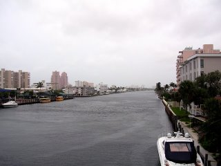 Finally some rain from Tropical Storm Ernesto